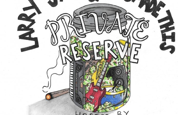 "Larry Jayy & WebbMadeThis ""Private Reserve"" Beat Tape"