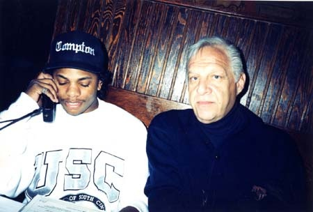 Jerry Heller Interview with White Label Radio