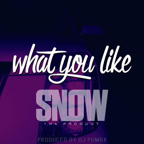 "Snow Tha Product ""What U Like"""