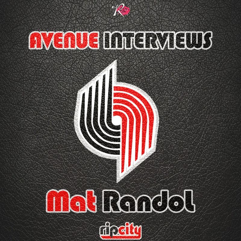 Avenue Interview with Mat Randol