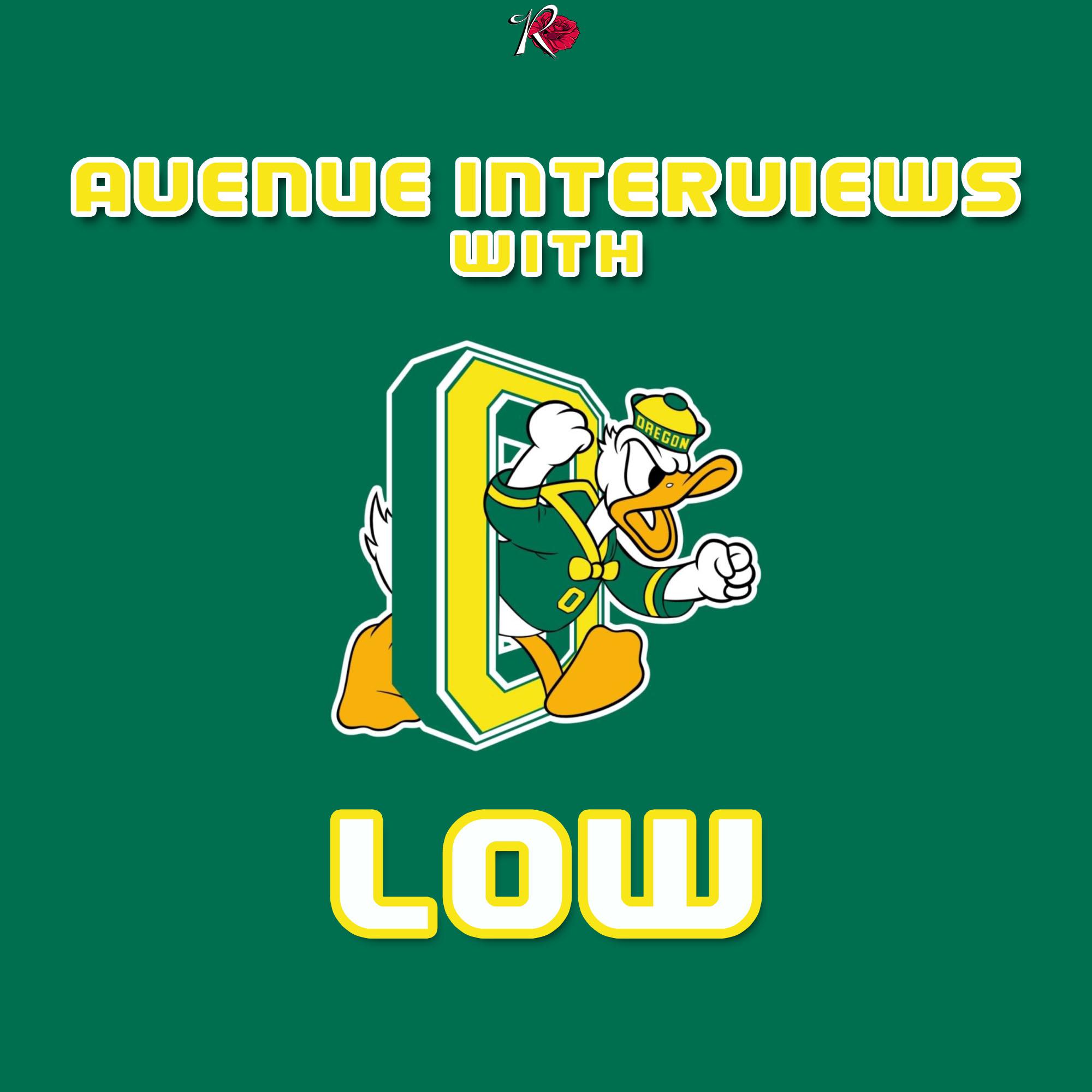 Avenue Interviews Low