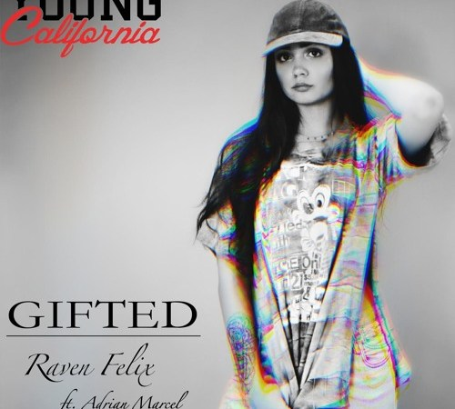 "Raven Felix ft Adrian Marcel ""Gifted"""