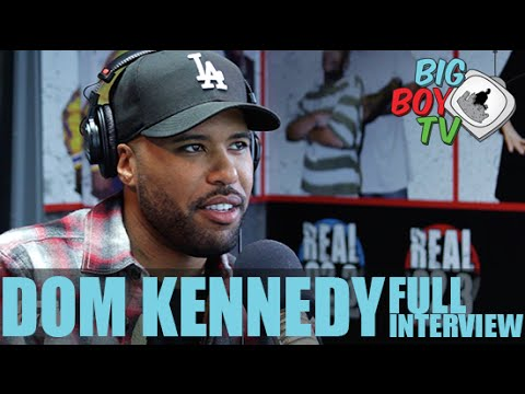 Dom Kennedy on Big Boy in The Morning