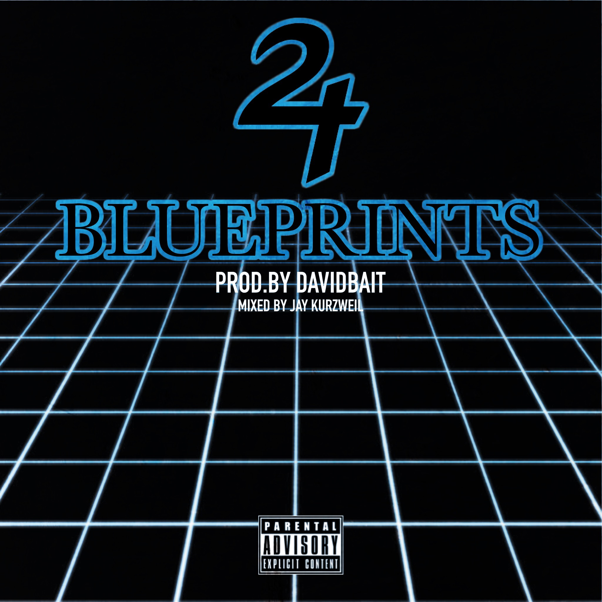"Two Time ""Blue Prints"" Prod. David Bait"