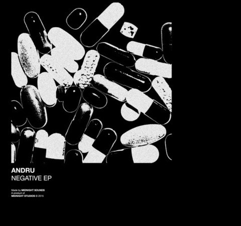 "Andru ""The Negative EP"""