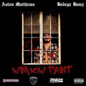 "A$ton Matthews x Bodega Bamz ""Window Paint"""