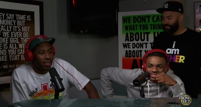 Vince Staples on Real Late with Rosenberg