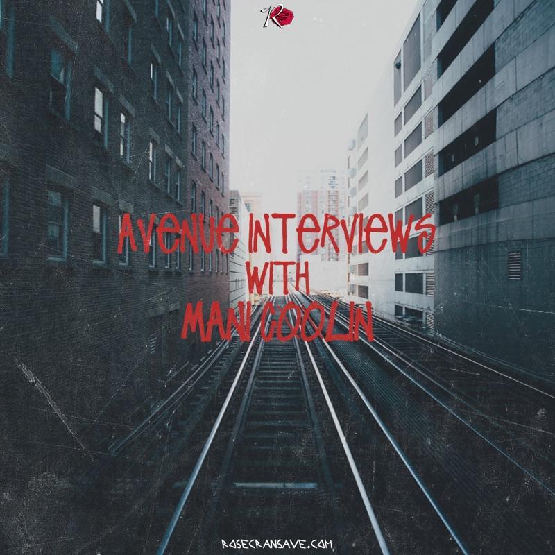 Avenue Interviews Mani Coolin'