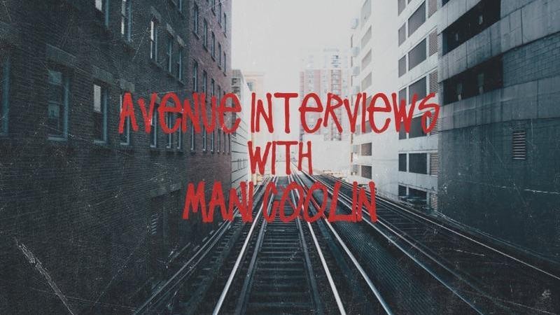 Avenue Interviews Mani Coolin'