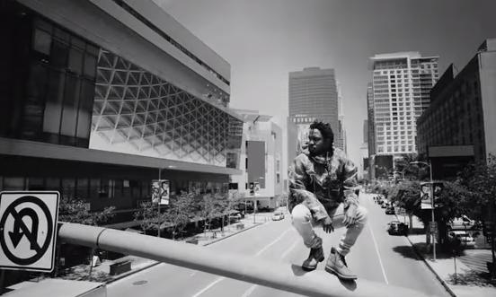 """Kendrick Lamar presents """"Alright"""""""