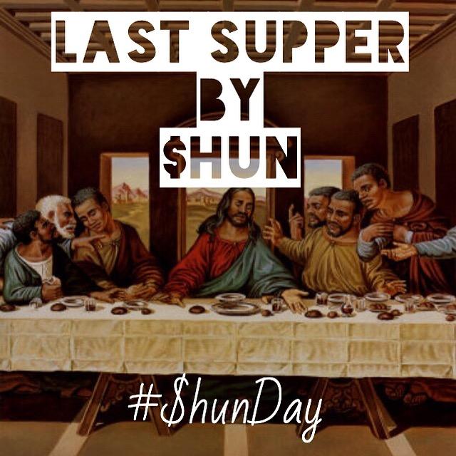 "$hun ""Last Supper"""