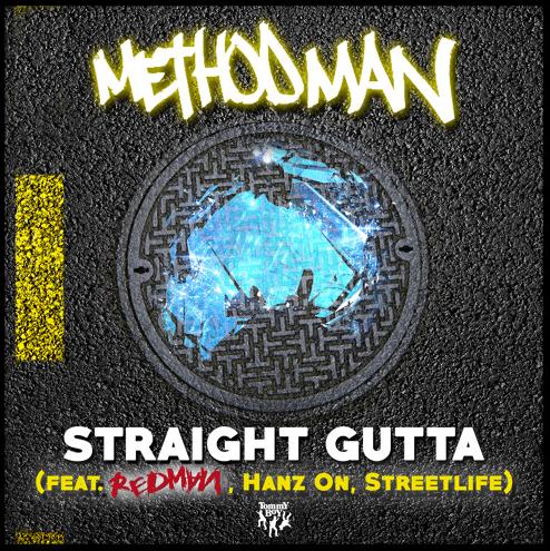 "Method Man and Redman are ""Straight Gutta"""