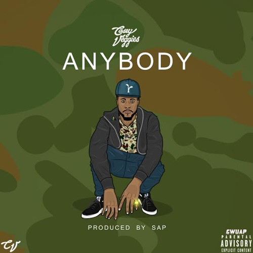 "Casey Veggies ""Anybody"" Produced by Sap"