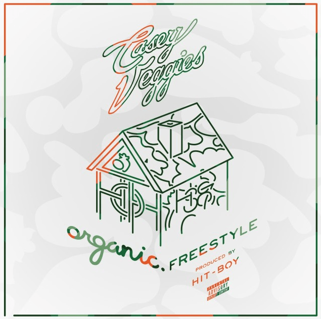 "Casey Veggies ""Organic Freestyle"""