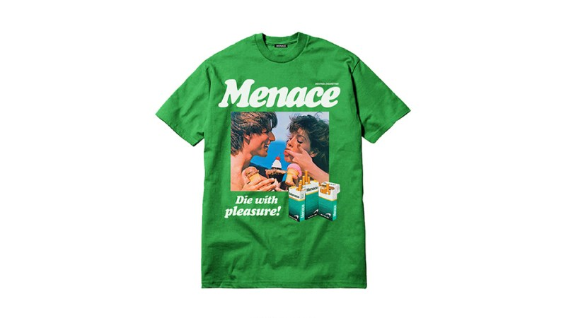 Menace Summer 2015 Collection Available Now