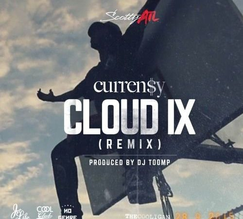 "Scotty ATL & Curren$y take us to ""Cloud IX"""
