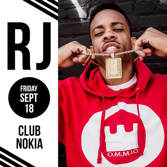 RJ, AD, Teeflii and Vell Live at Club Nokia!