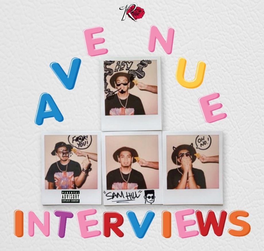 Avenue Interviews Sam Hill