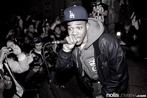 Curren$y LIVE in LA October 7th