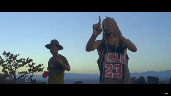 "K Camp x Fetty Wap ""1Hunnid"" Video"