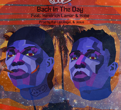 "Roscoe, Kendrick Lamar and Kobe take us ""Back in the Day"""