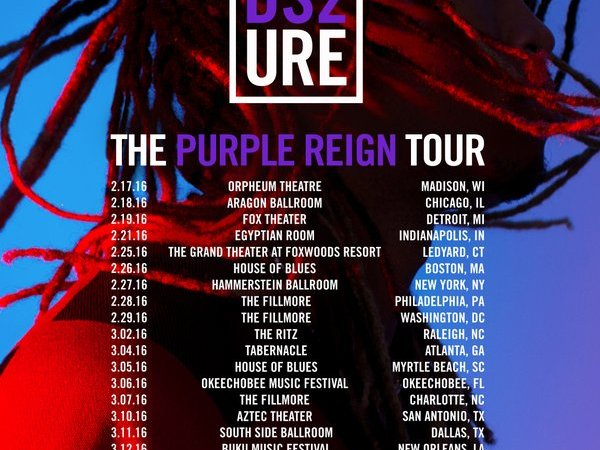 Future Announces Purple Reign Tour With Ty Dolla $ign
