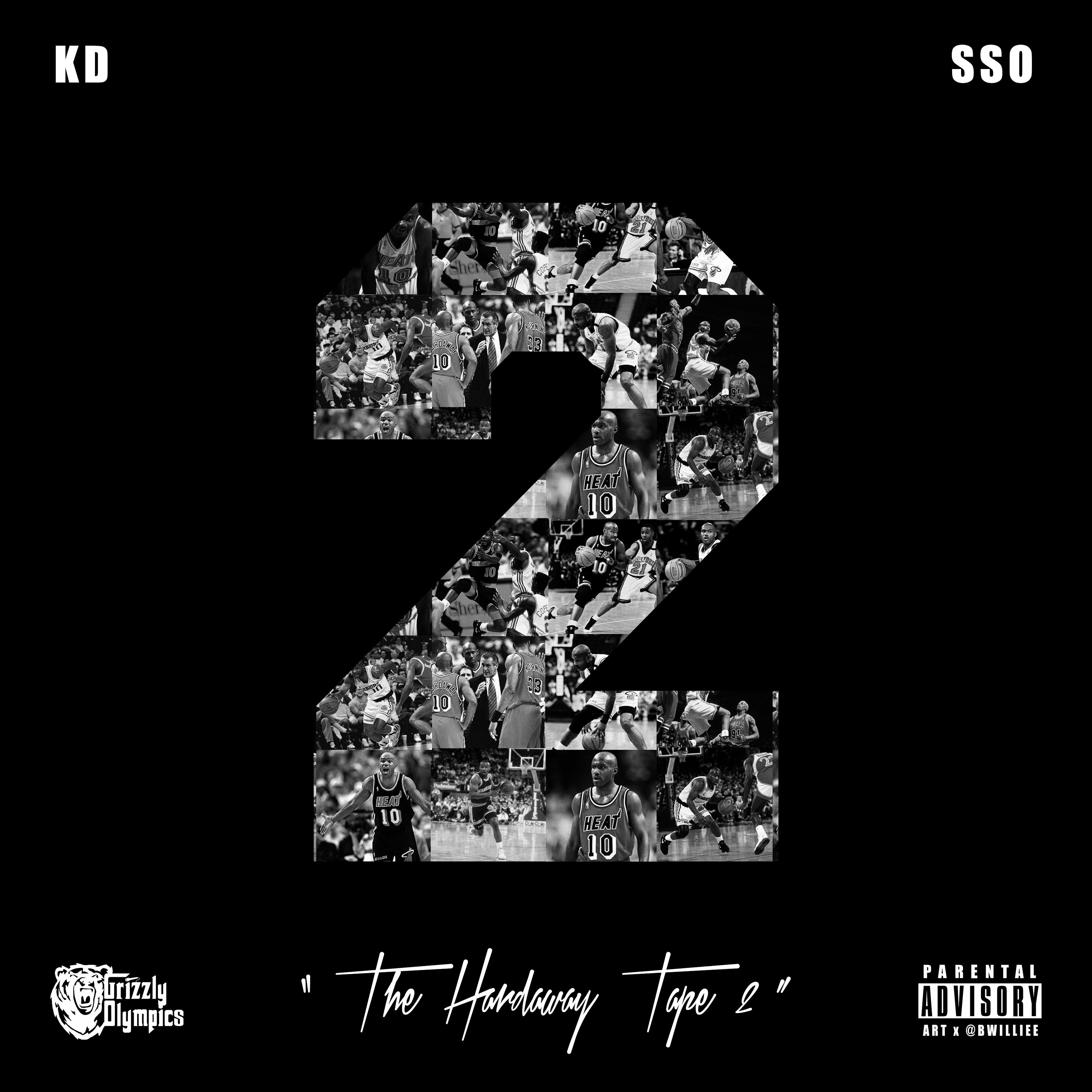 "KD ""The Hardaway Tape 2"""