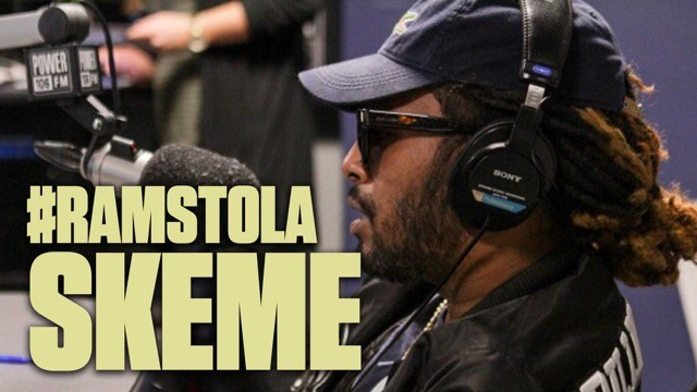 Skeme Sits Down With The Cruz Show!