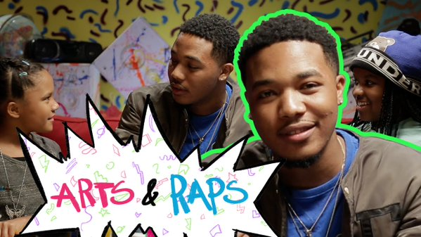 Kids Ask Cozz About Dirty Sprite and More on Arts & Raps