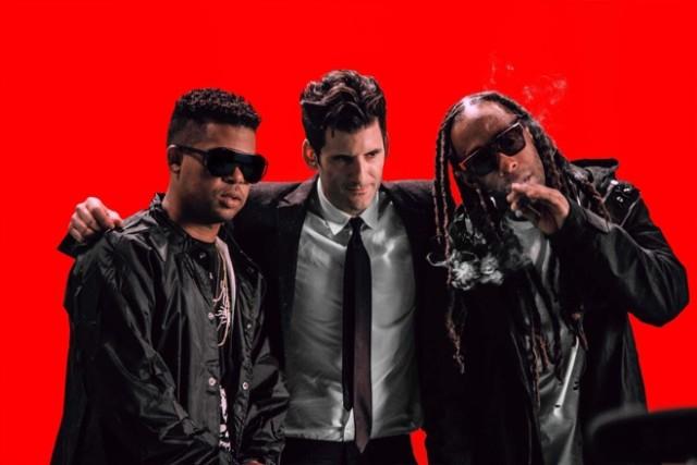 "Destructo Ft Ty Dolla $ign & Makonnen ""4 Real"" (LA Leakers Edit)"