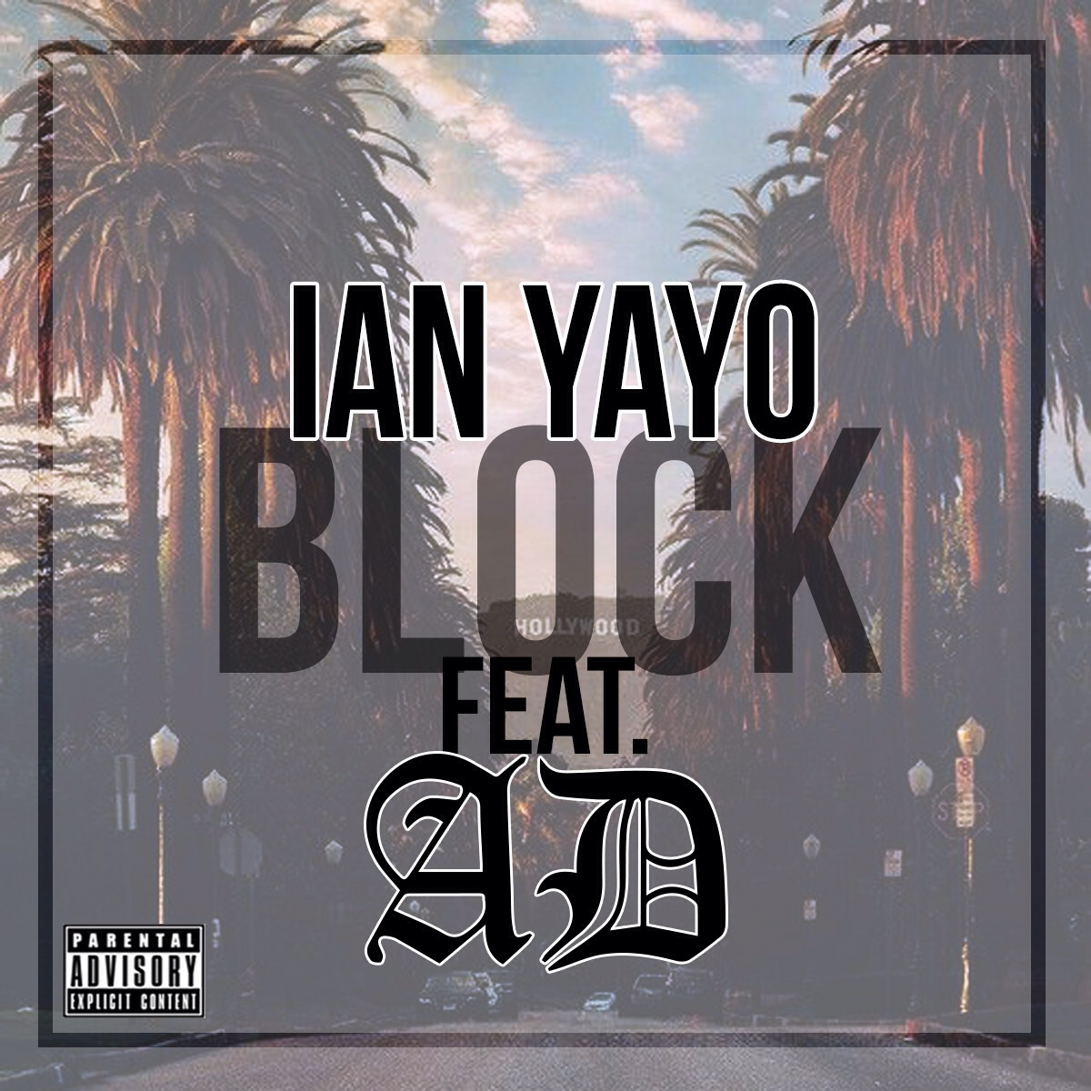 "Ian Yayo ft AD ""Block"" Video"