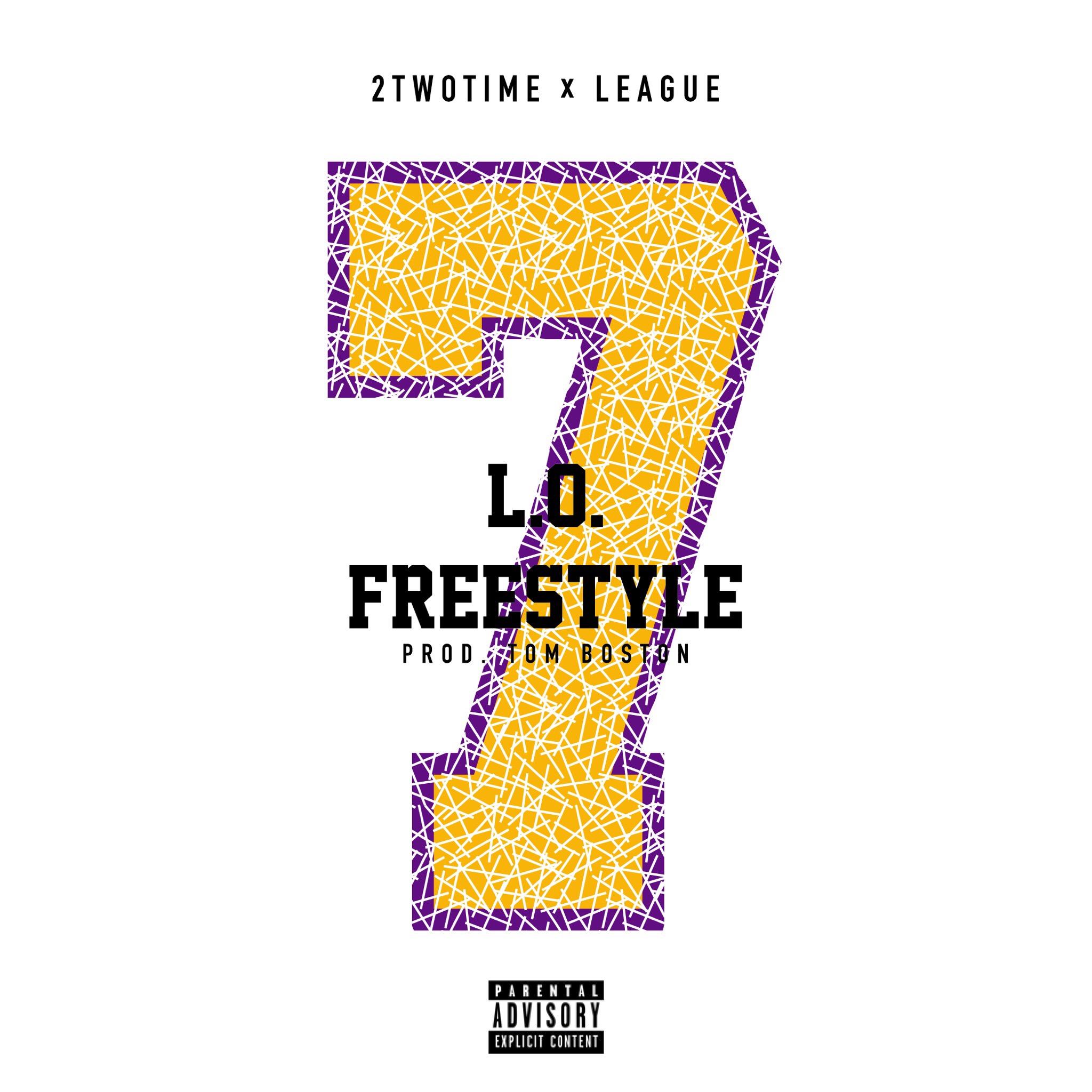 """Two Time & League """"L.O. Freestyle"""" Prod. Tom Boston"""