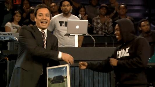 Kendrick Lamar To Appear on Tonight Show W/ Jimmy Fallon This Week!