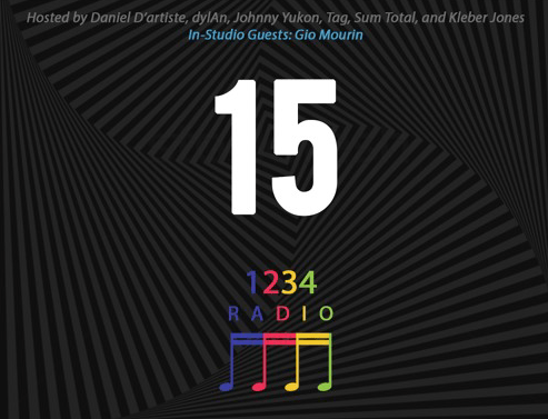 #1234 Radio Show Ep. 15 With Special Guest: LTENGHT