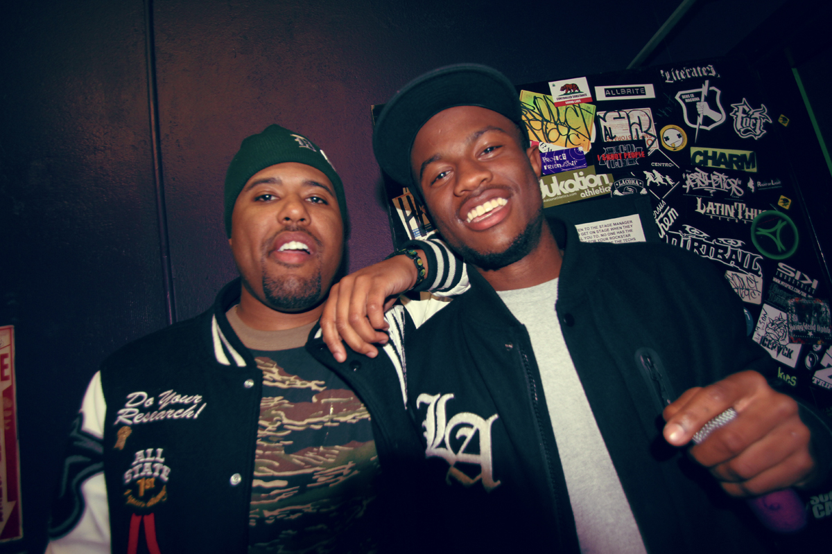 "Casey Veggies – ""Pop Off"" ft. Dom Kennedy"