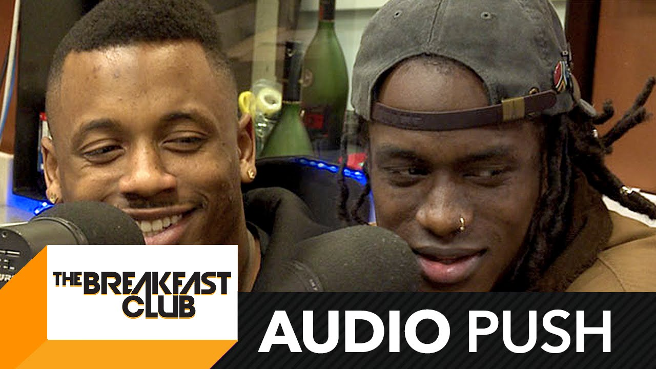 Audio Push Interview With The Breakfast Club
