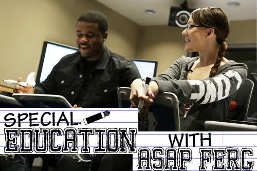 A$AP Ferg Reveals Using the Same Beat Backwards and More During 'Special Education' Interview