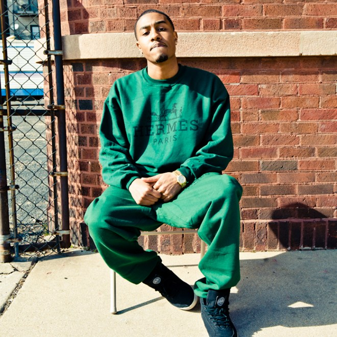 """DC Links With Sir Michael Rocks For """"Stay Out The Way"""""""