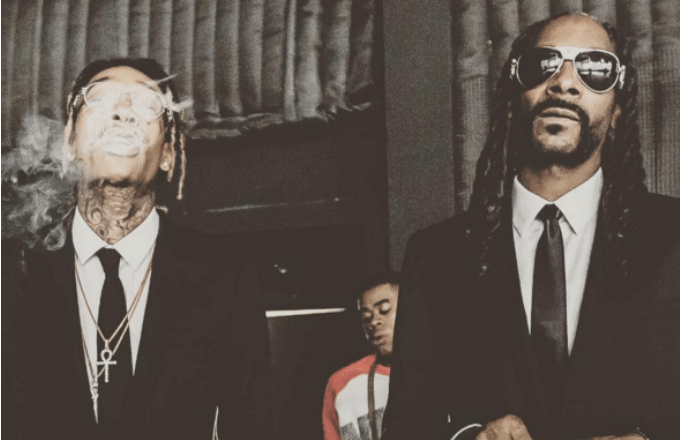 "Snoop Dogg – ""Kush Ups"" ft. Wiz Khalifa"