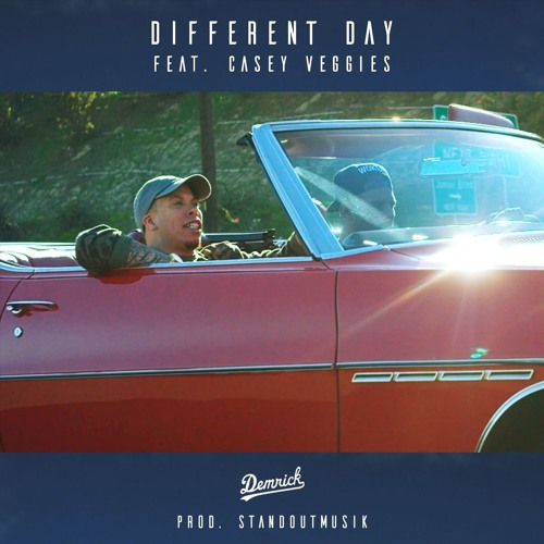 "Demrick – ""Different Day"" ft. Casey Veggies"