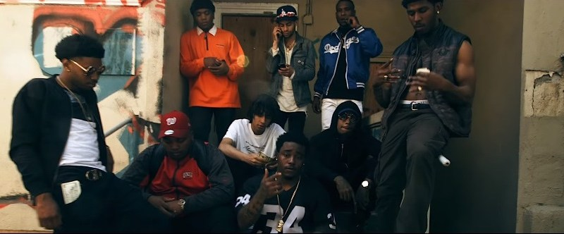 "Joey Fatts – ""Count"" Music Video"