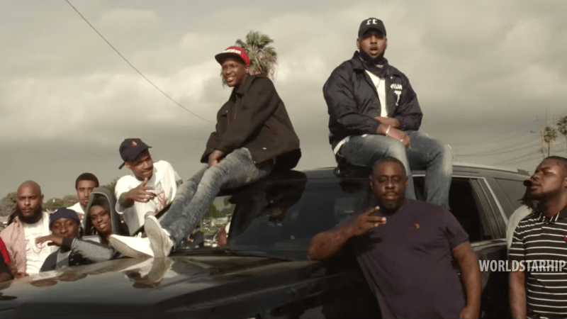"AD – ""Thug"" ft. YG (Music Video)"