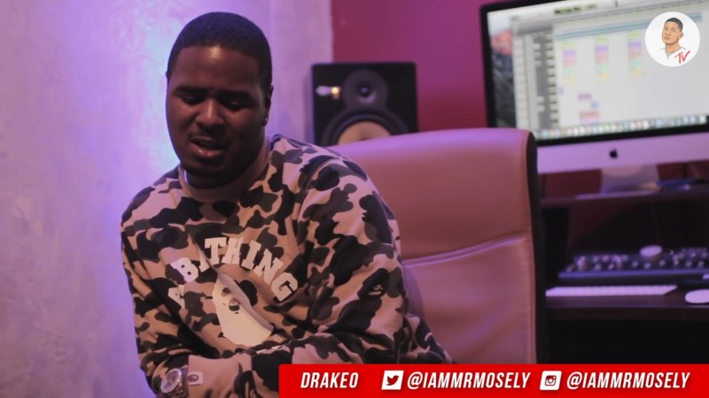 Watch Drakeo The Ruler's Telling Interview With Cypress Moreno