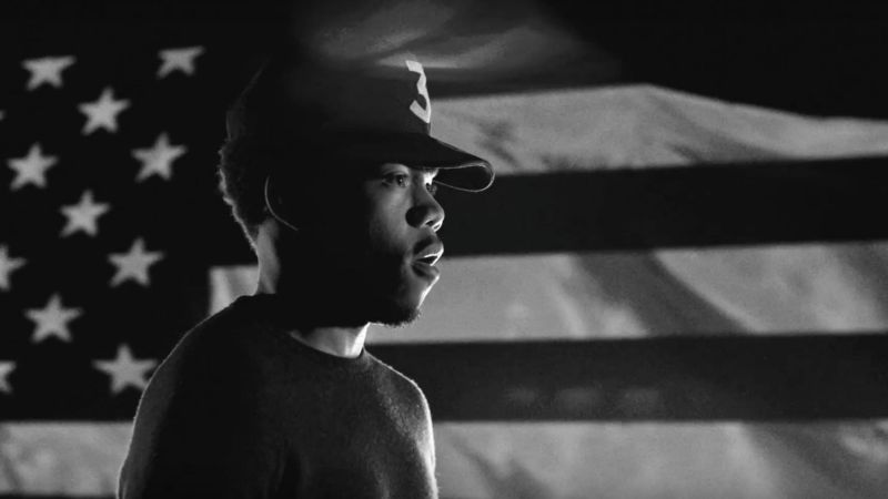 Chance Debuts New Song In Nike Commercial