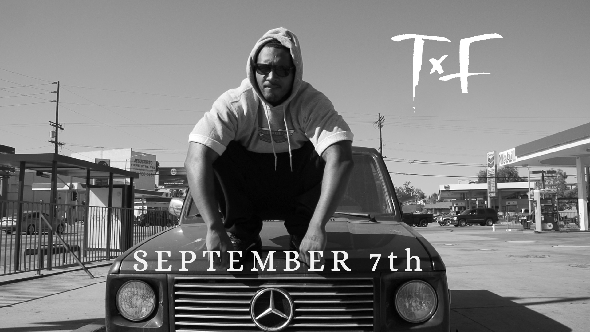 "South Central's Own T.F. Drops Visual To ""September 7th"""