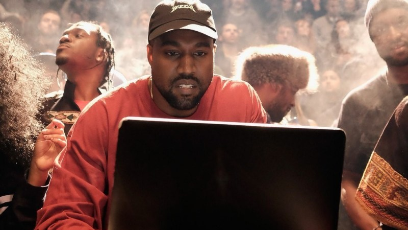 "Kanye West – ""Nina Chop"" ft. Young Thug (Original)"