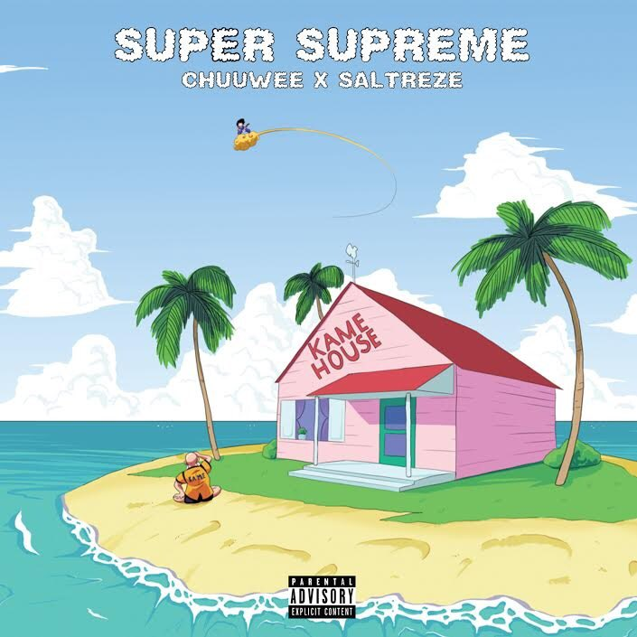 """Chuuwee & SalTreze Fused To Become """"Super Supreme"""" On New EP"""