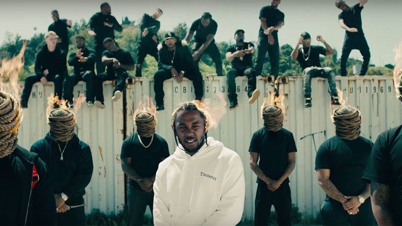 Kendrick Lamar Announces Album Title, Cover, & Tracklist