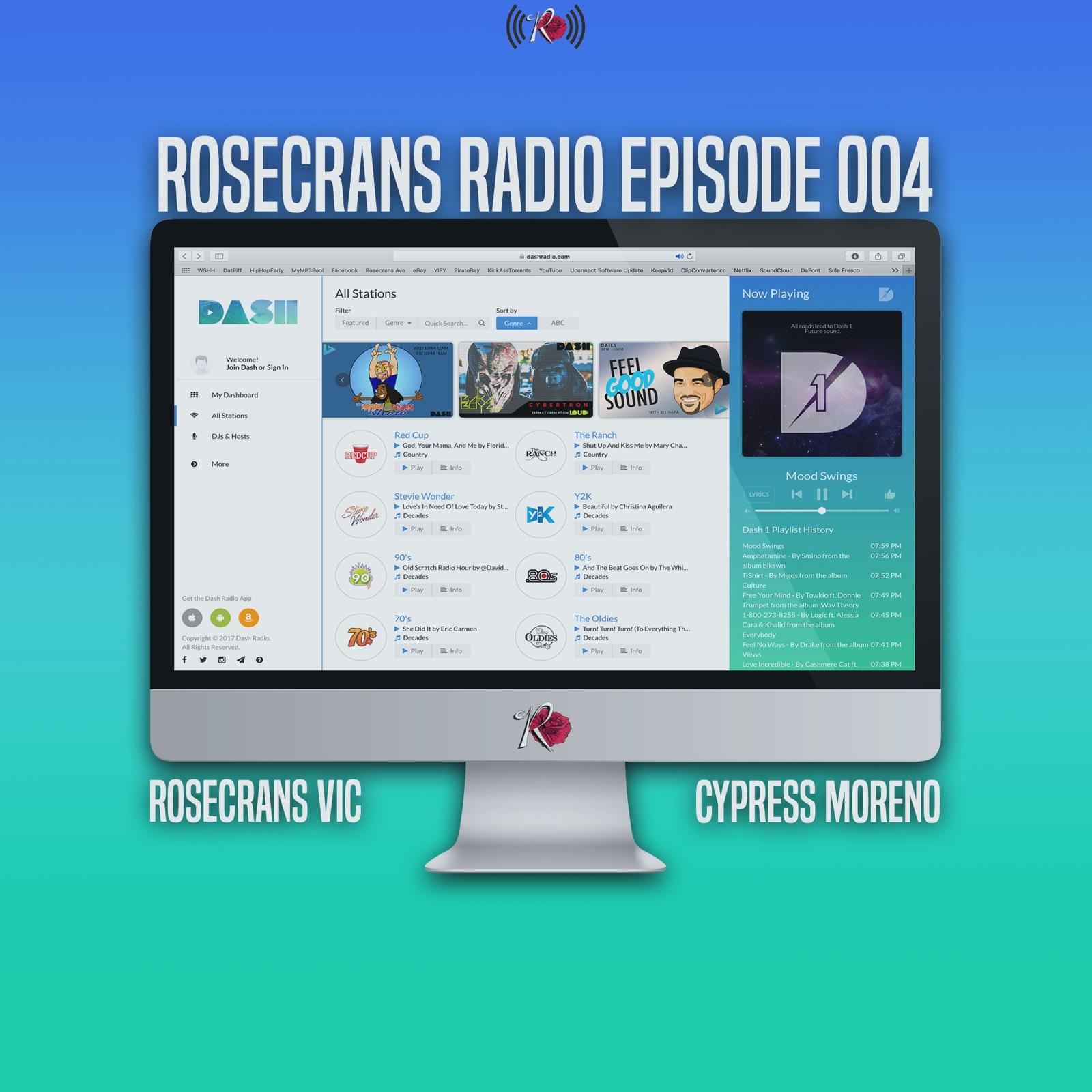 Rosecrans Radio 004 With Cypress Moreno