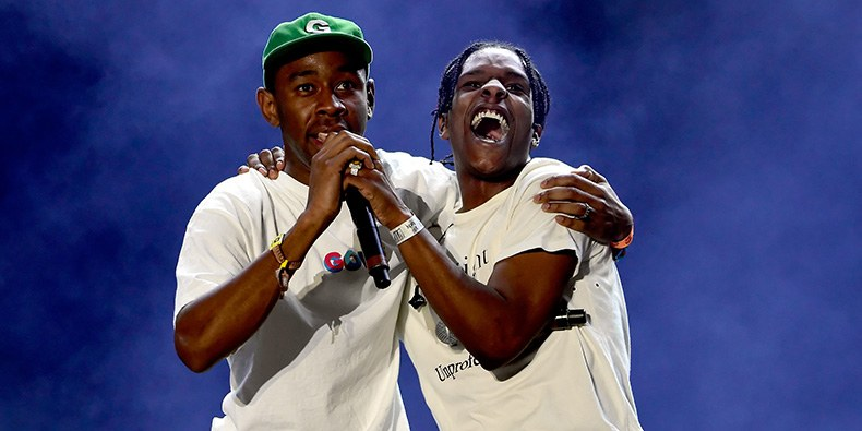 "Tyler, the Creator – ""Who Dat Boy"" ft. A$AP Rocky"